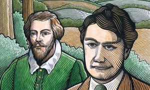 Illustration of Tallis and Vaughan Williams