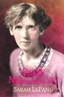 Rose Macaulay by Sarah LeFanu