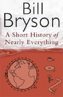 A Short History of Everything by Bill Bryson