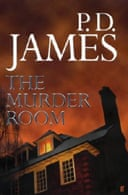 The Murder Room by PD James