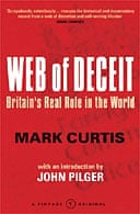 Web of Deceit by Mark Curtis