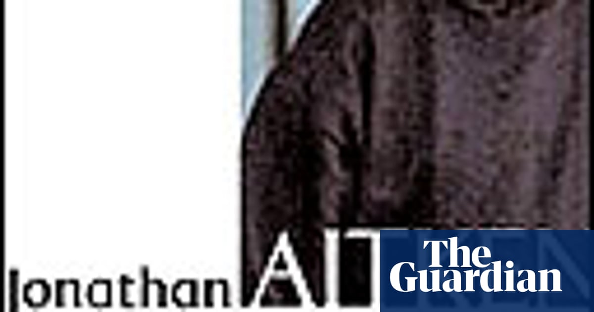Exclusive extract from Jonathan Aitken's new book | Books | The Guardian