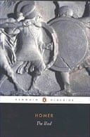 The Iliad translated by EV Rieu