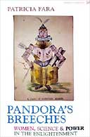 Pandora's Breeches by Patricia Fara