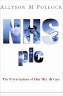 NHS Plc by Allyson M Pollock