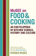 McGee on Food and Cooking by Harold McGee
