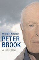 Peter Brook by Michael Kustow