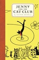 Jenny and the Cat Club by Esther Averill