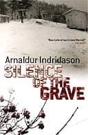 Silence of the Grave by Arnaldur Indridason
