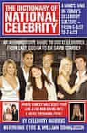 The Dictionary of National Celebrity by William Donaldson and Hermione Eyre