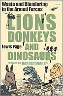 Lions, Donkeys and Dinosaurs by Lewis Page