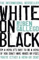 White on Black by Ruben Gallego