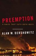 Preemption by Alan M Dershowitz