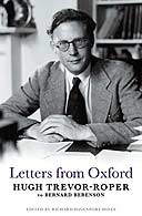 Lessons From Oxford edited by Richard Davenport-Hines