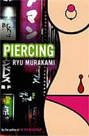 Piercing  by Ryu Murakami