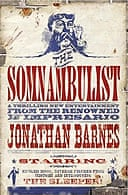 Somnambulist by Jonathan Barnes