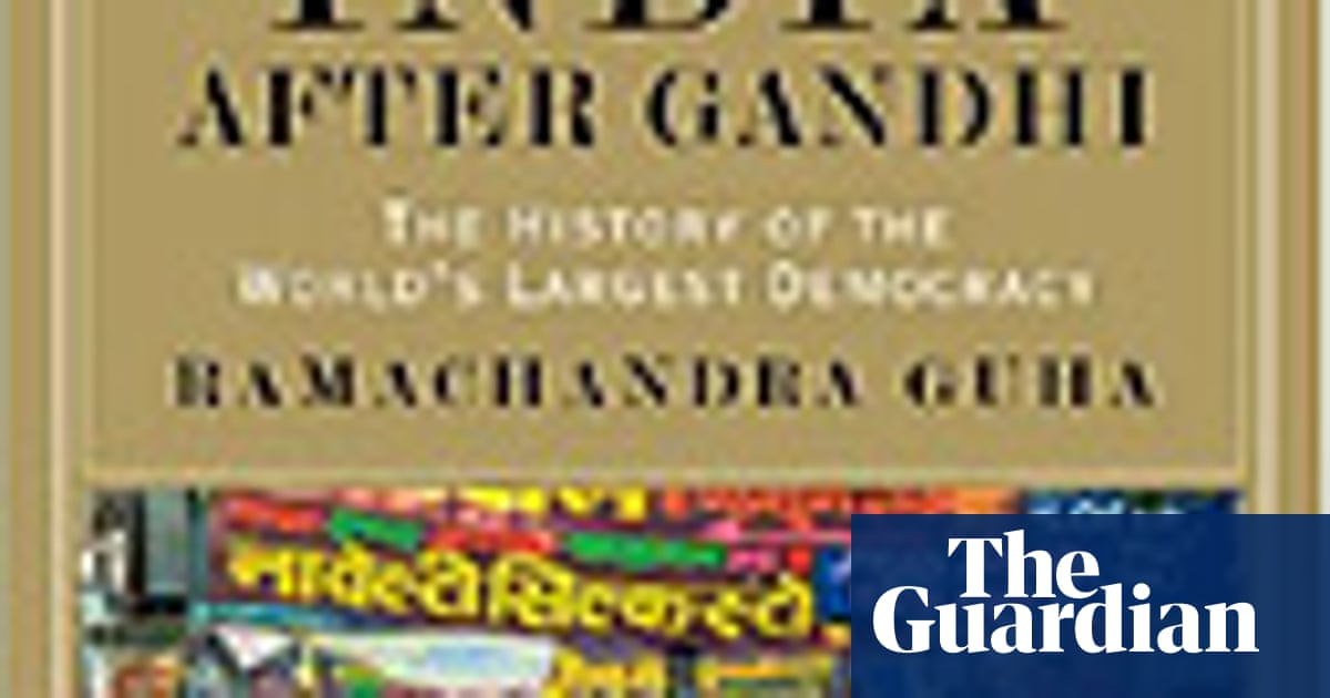 Review: India after Ghandi by Ramachandra Guha | Books | The