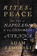Rites of Peace by Adam Zamoyski