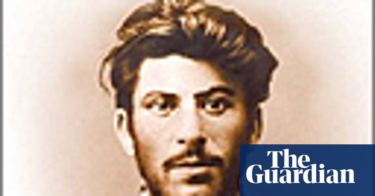 Young Stalin by Simon Sebag Montefiore | Books | The Guardian