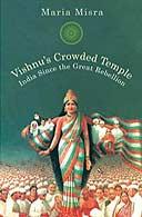 Vishnu's Crowded Temple by Maria Misra