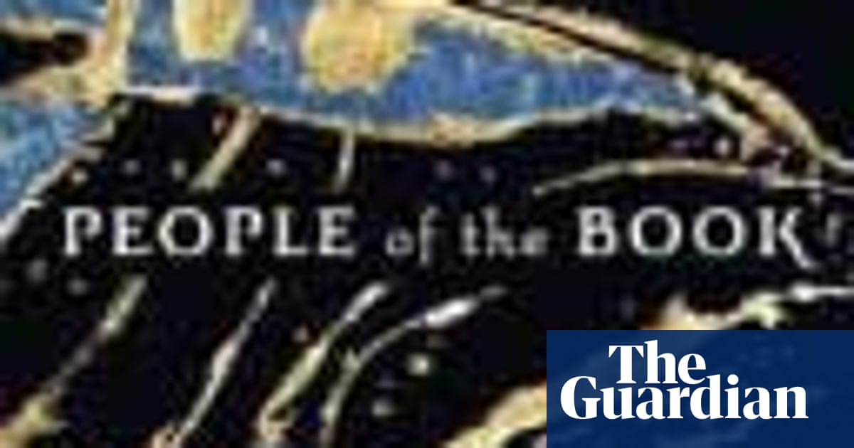 Review People Of The Book By Geraldine Brooks Books The Guardian