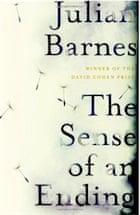 Julian Barnes, The Sense of an Ending