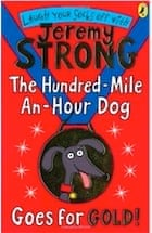 Jeremy Strong, The Hundred-Mile-an-Hour Dog Goes for Gold!