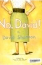 David Shannon, No David!