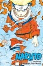 Masashi Kishimoto, Naruto 3-in-1 Edition 1