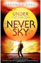 Veronica Rossi, Under The Never Sky: Number 1 in series