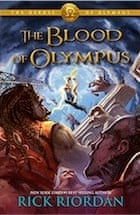 Rick Riordan, The Blood of Olympus (Heroes of Olympus)