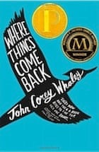 John Corey Whaley, Where Things Come Back
