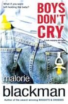 Malorie Blackman, Boys Don't Cry