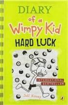Diary of a wimpy kid hard luck by jeff kinney review childrens jeff kinney diary of a wimpy kid hard luck book 8 ccuart Images