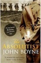 John Boyne, The Absolutist