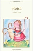 Johanna Spyri, Heidi (Wordsworth Children's Classics)