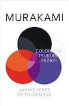 Haruki Murakami, Colorless Tsukuru Tazaki and His Years of Pilgrimage
