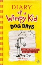 Diary Of A Wimpy Kid Dog Days By Jeff Kinney Review Children S Books The Guardian