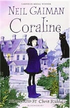 Coraline By Neil Gaiman Review Children S Books The Guardian