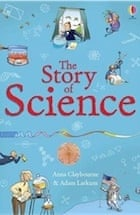 Anna Claybourne, By Anna Claybourne The Story of Science (Narrative Non Fiction) [Paperback]
