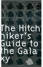 Douglas Adams, The Hitchhiker's Guide To The Galaxy (GOLLANCZ S.F.)