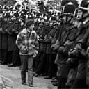The miners' strike 1984