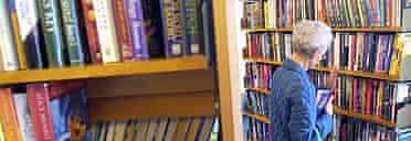 Bramhall lending library