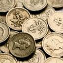 Money: pound coins