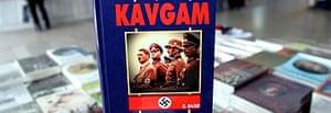 Copies of Mein Kampf on sale in Turkey