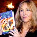 JK Rowling at the launch of Harry Potter and the Half-Blood Prince