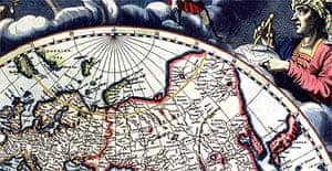 Detail from Joan Blaeu's Atlas Maior of 1665
