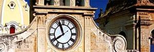 A clocktower in Cartagena. Photo: the Hay Festival website