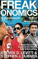 Freakonomics by Steven D Levitt