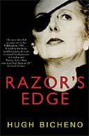 Razor's Edge: The Unofficial History of the Falklands War by Hugh Bicheno